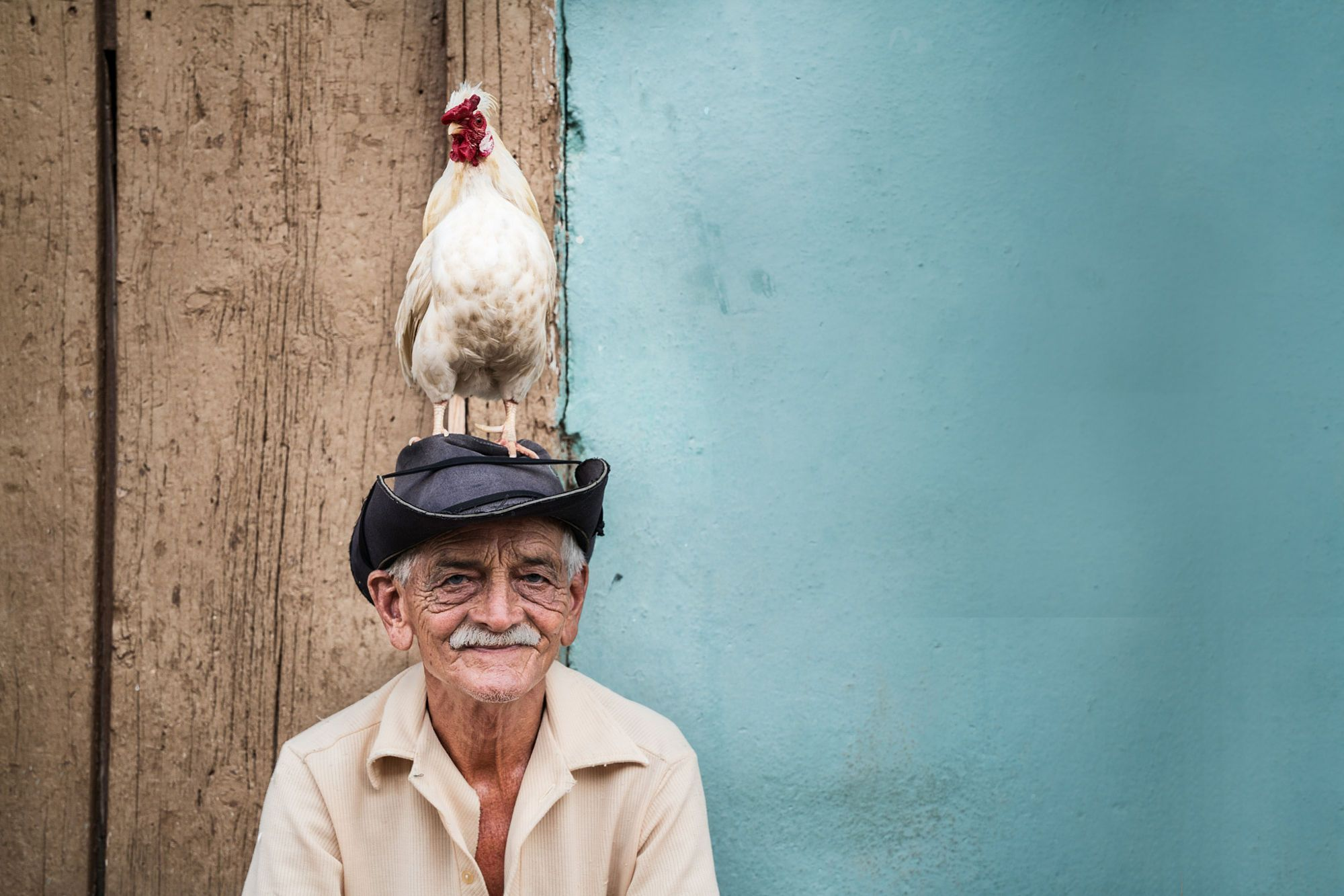 Faces of Cuba: Trinidad by Darrell Miller on 500px - All About Cuba http://www.Cuba-Junky.com