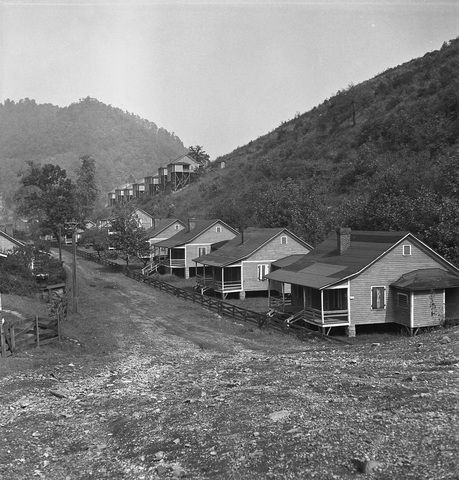 e wv exhibit coal miners and coal camps boarded up homes in abandoned mining town twin branch west virginia history west virginia abandoned houses pinterest