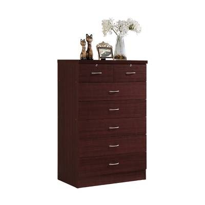 Best Laurel Foundry Modern Farmhouse Suzann 7 Drawer Dresser 400 x 300