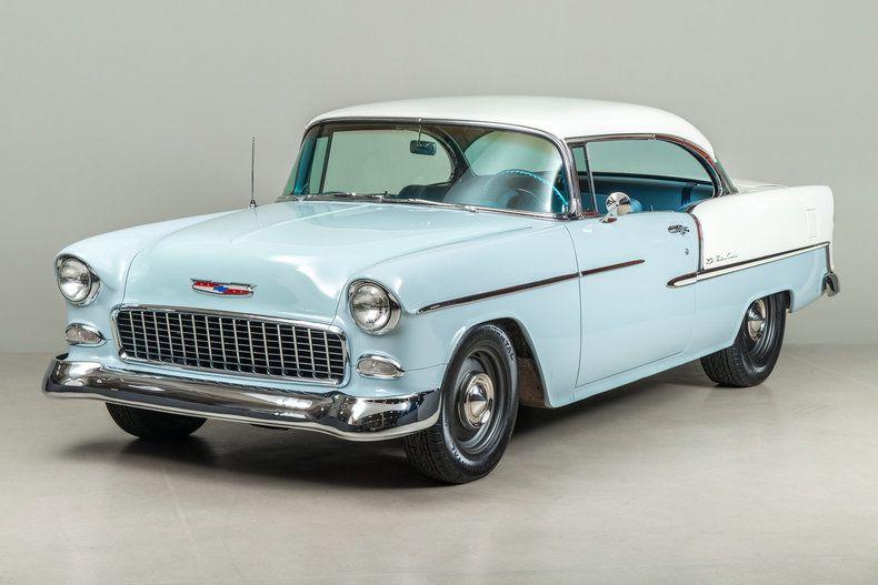1955 Chevrolet Bel Air 5727