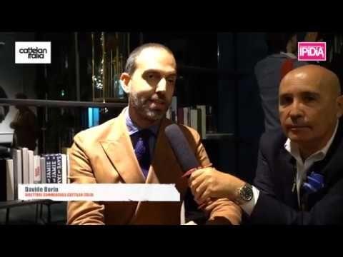 IPiDiA VideoTour in Cattelan Italia al Salone del Mobile 2017 Marco Care...