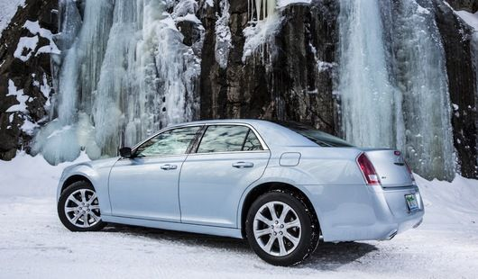 2013 Chrysler 300 Glacier Is Ready For The Snow With Images