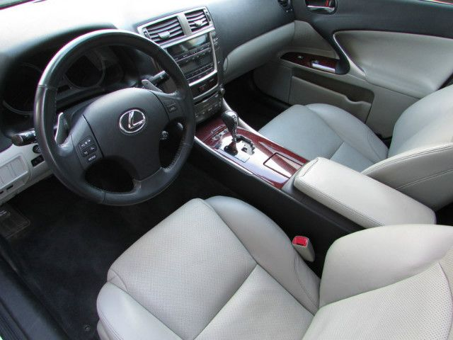 2007 lexus is 250 interior. 2007 lexus is 250 awd glacier frost mica exterior sterling interior automatic is