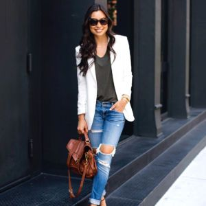 Blue Jeans on Prince Street