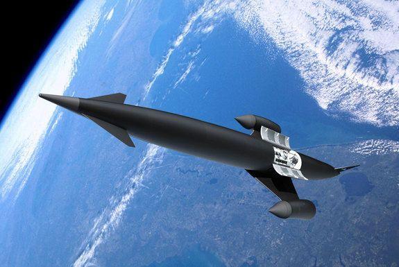Futuristic British Space Plane Engine to Get Flight Test in 2020