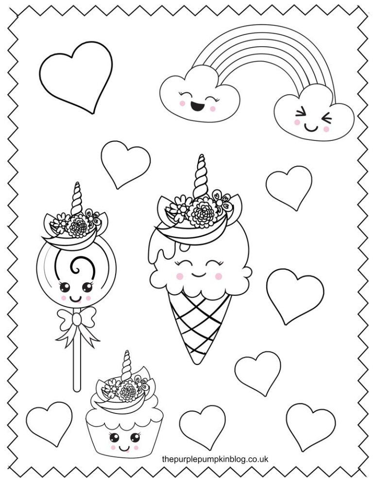 Super Sweet Unicorn Coloring Pages Free Printable Colouring Book Unicorn Coloring Pages Printable Coloring Book Coloring Pages