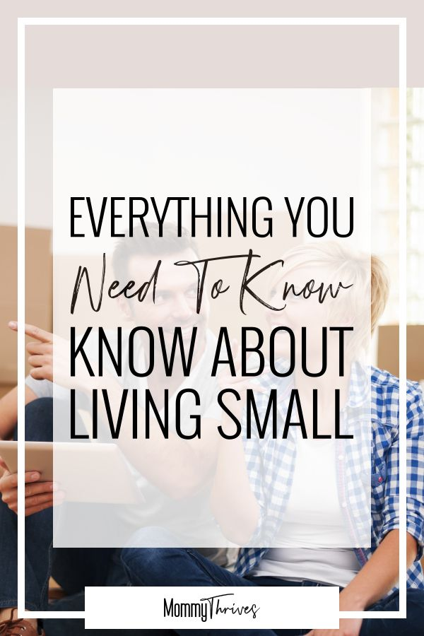 How To Downsize And Live Small Small Living Downsizing