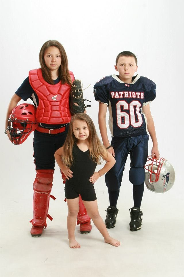 Family Photo Ideas Sports