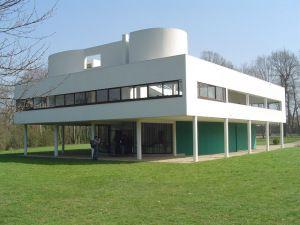 villa savoye-le corbusier - 1929-1931 | Paysages | Pinterest ...