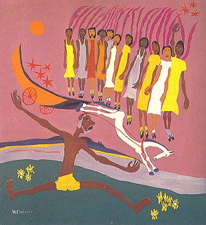 William H. Johnson - Swing Low Sweet Chariot