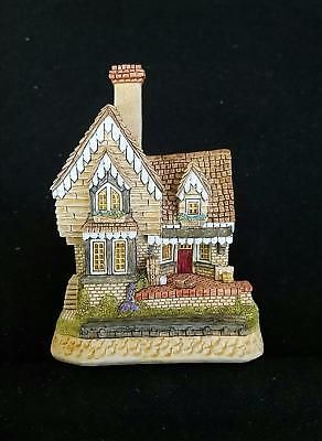 David Winter Cottages Station Masters House Mib Coa Signed By David Winter Ebay Mib Winter Ebay