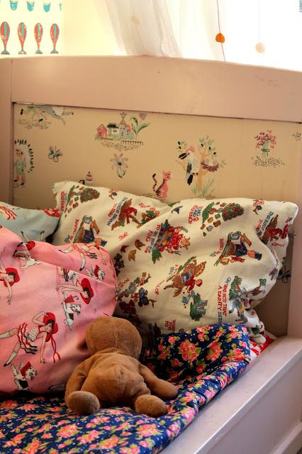 Little persons bed. Cute Niinan unelmia