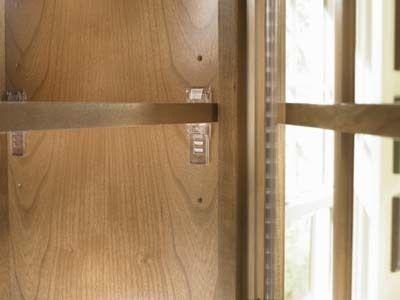 Adjustable Shelf Clips Adjustable Shelving Shelves Bathroom Cabinetry