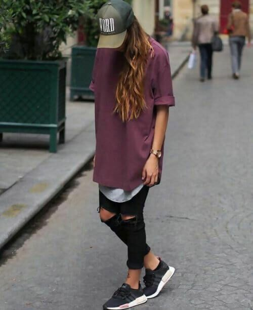 The Best 91 Tomboy Outfit Ideas Anyone Can Wear