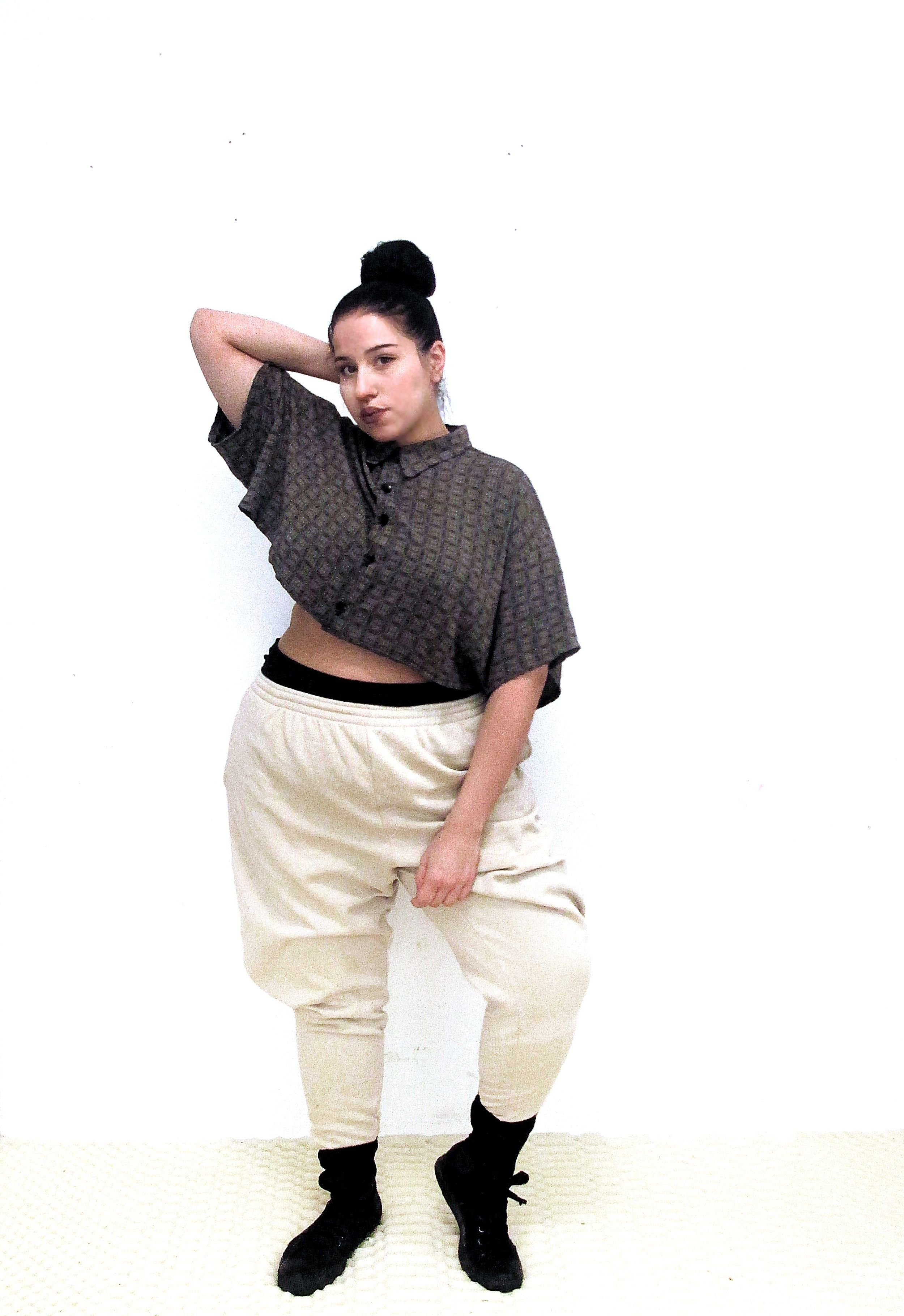 adb8d8ac5d9 Apr 26 9 Plus Size Cuties Share Tips For Androgynous Style ...