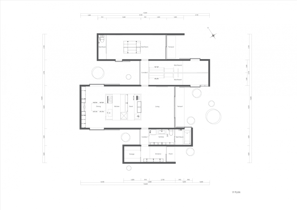 Zigzag Ma Style Architects Layout Architecture How To Plan Japanese Architecture