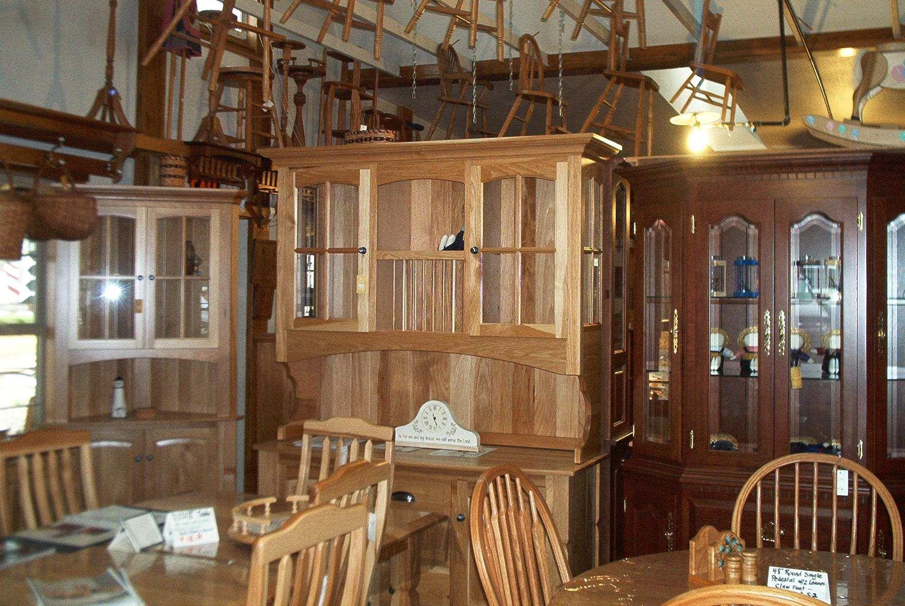Ohio Amish Bakery and Ohio Amish Wood Furniture at Southwest Ohio