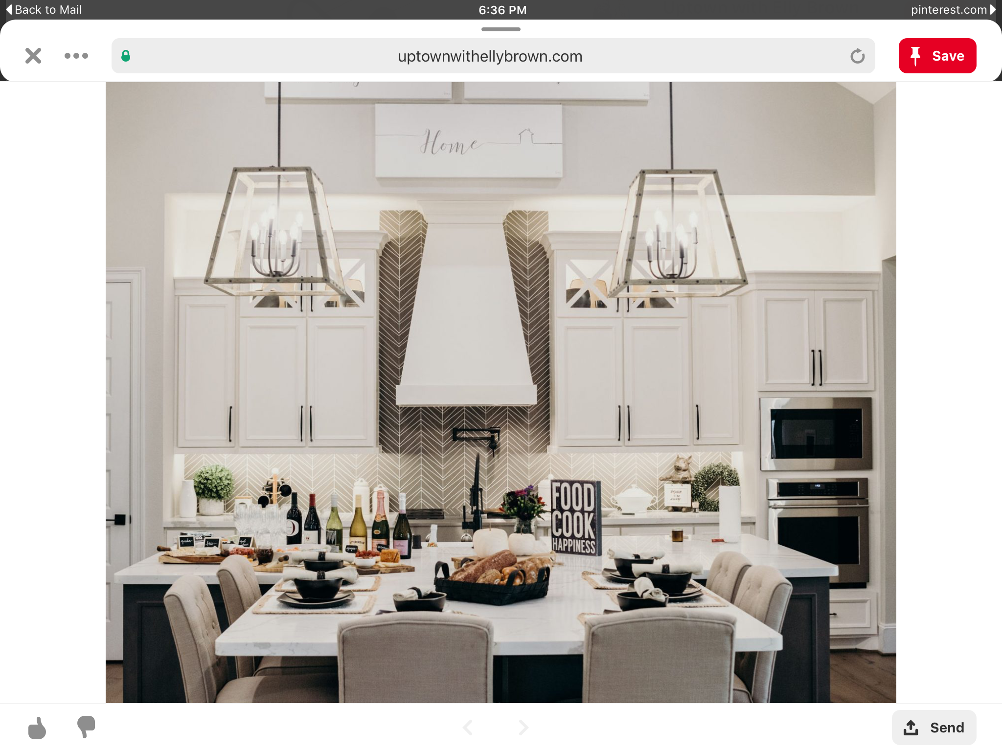 Pin By Beth Q On House Favorites With Images Dream House Kitchen House