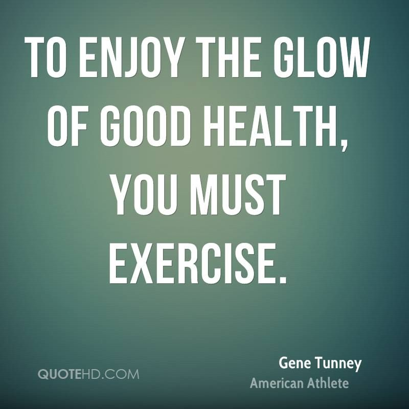 Good Health Quotes Fascinating Good Health Quotes And Sayings  Exercise For Good Health
