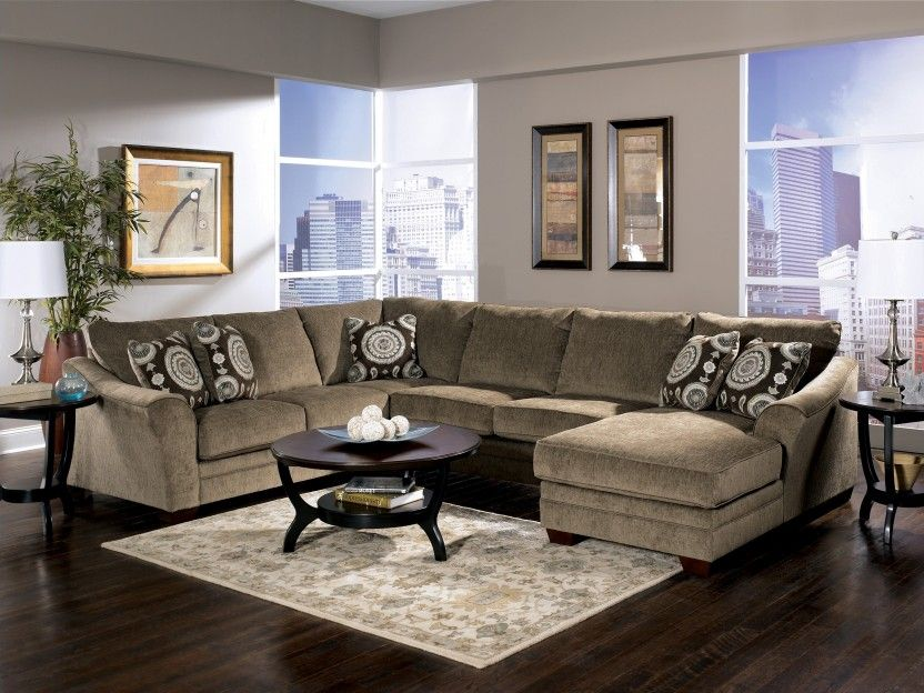 Living Room Design With Sectional Sofa Couch Shape Cosmo  Marble Sofa Sectional Collection  For The