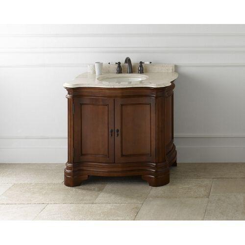 Ronbow R070736F11 Le manns Vanity Base Bathroom Vanity - Colonial ...