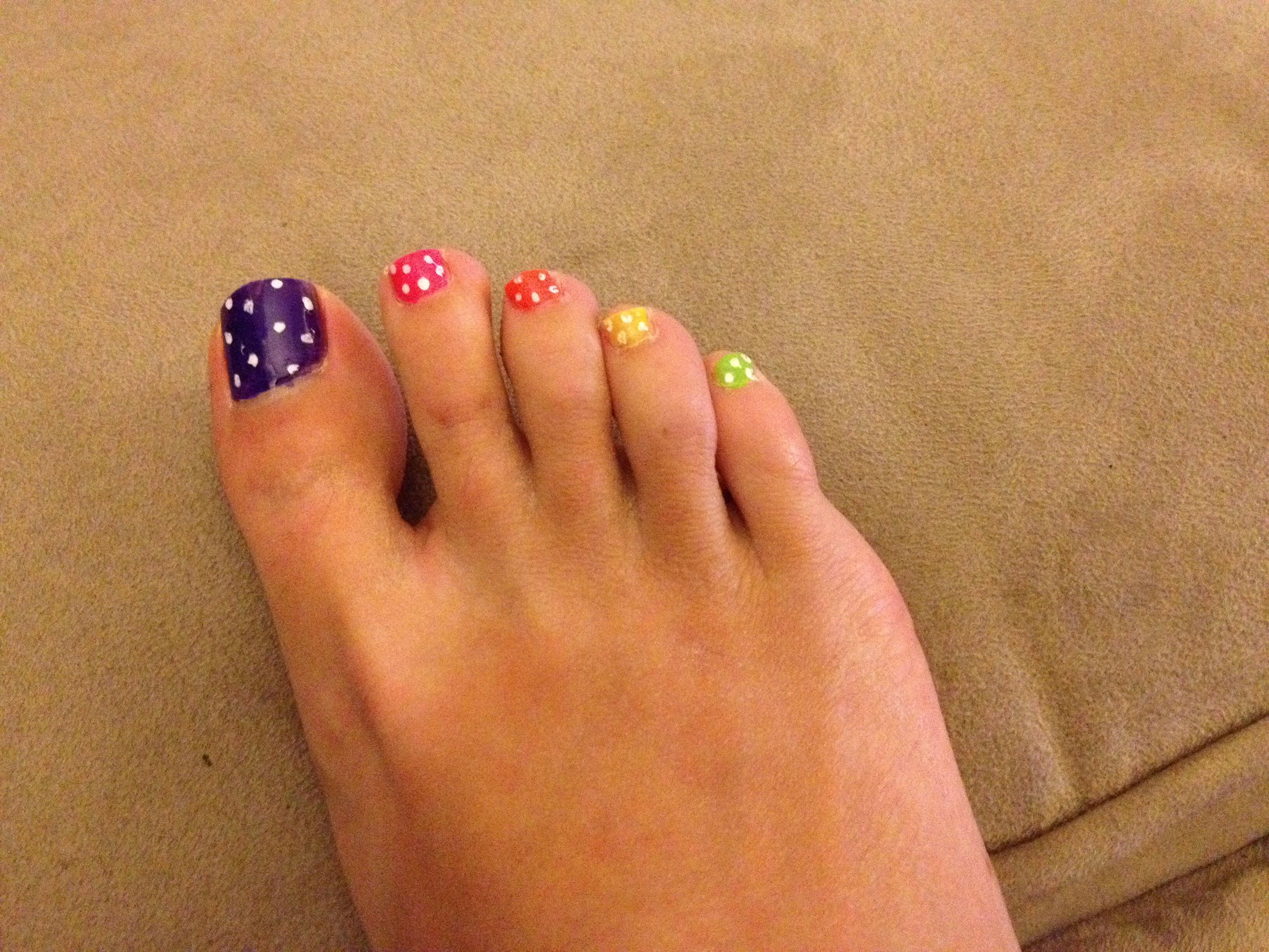 Pretty toe nails | Beauty | Pinterest | Pretty toes, Pretty hair and ...