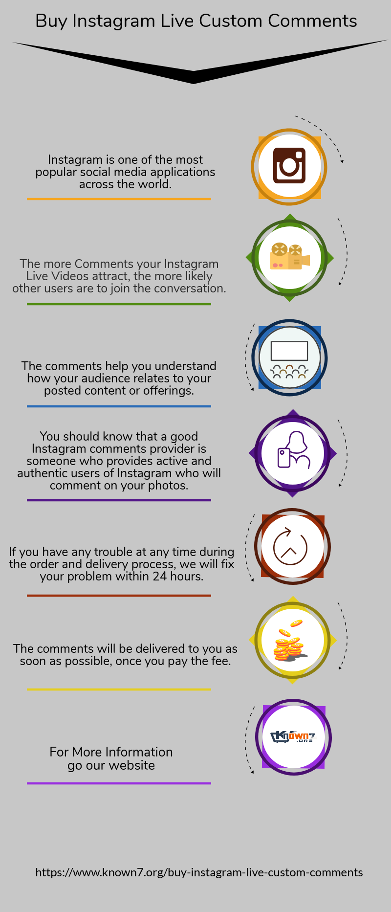 Get Instagram Live Custom Comments With Credit Card Instagram Live Instagram Get Instagram