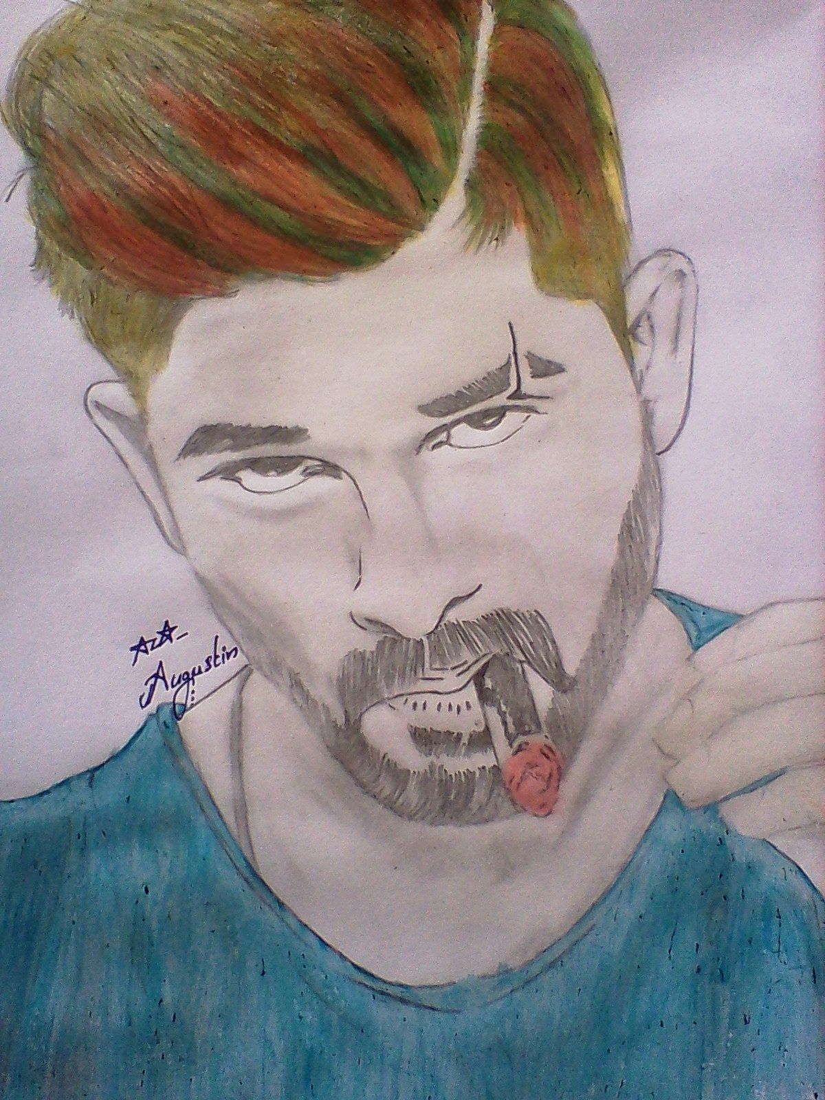 Allu Arjun Pencil Sketch Portrait Marvel Drawings Pencil Pencil Art Drawings