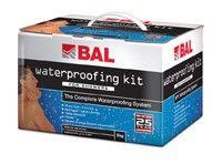 Bal Waterproof Shower Kit