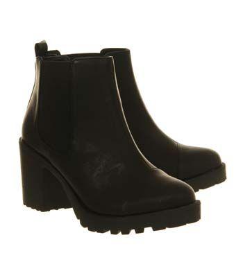 Office Maxine Chelsea Boots Black - Ankle Boots  19c9c0d0a822