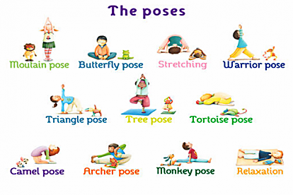 be easy yoga yoga for youngsters  2 months / 8 classes