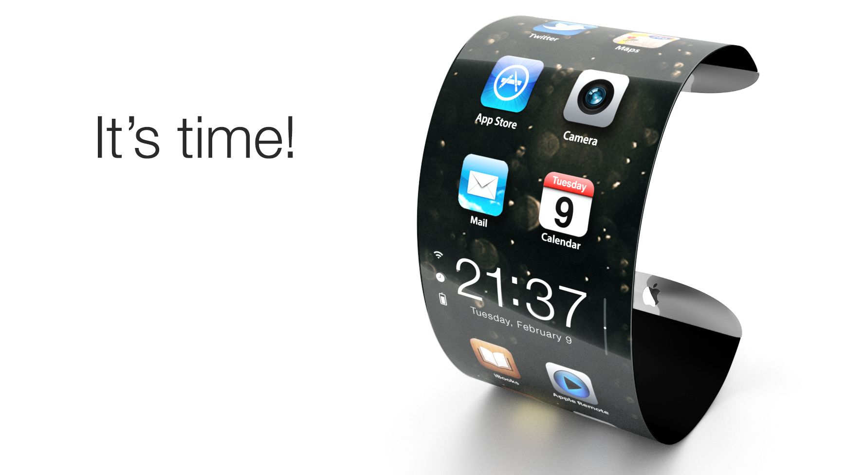 The Smartwatch Iwatch From Apple
