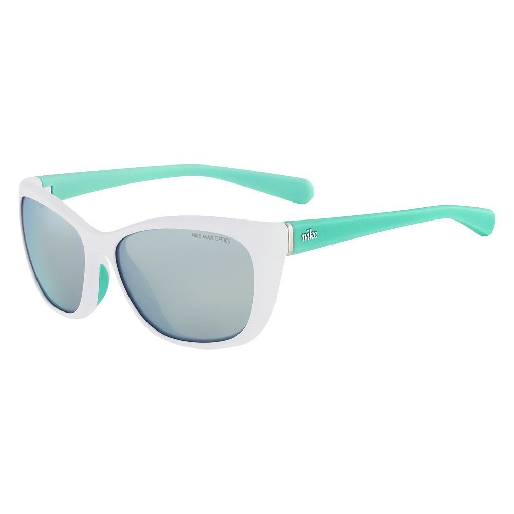 228620f5c99 Nike Gaze 2 R EV0760SL 58mm Cat Eye Mirror Sunglasses