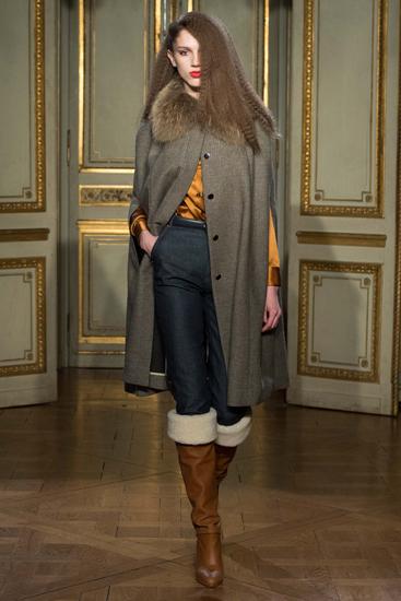 Paris Fashion Week -Inverno 2016 - Vanessa Seward