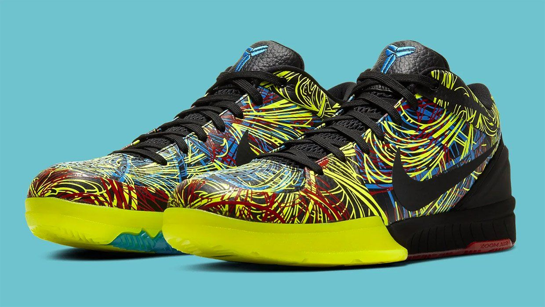 """Nike Zoom Kobe IV Protro """"Wizenard"""