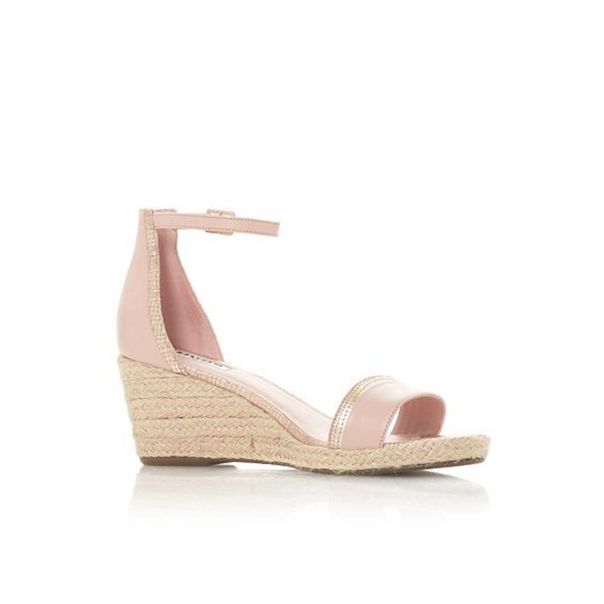 120d2c64a467 KLARICE - Espadrille Mid-Wedge Sandal - blush