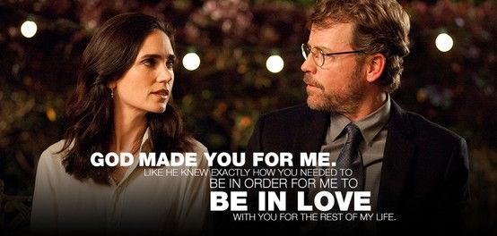 Stuck In Love Quotes Cool God Made You For Mequote Jennifer Connelly And Greg Kinnear In