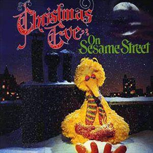 Christmas Eve On Sesame Street Album Sesame Street Sesame Street Christmas Christmas Movies