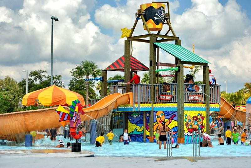 Grapeland Water Park Miami Fl