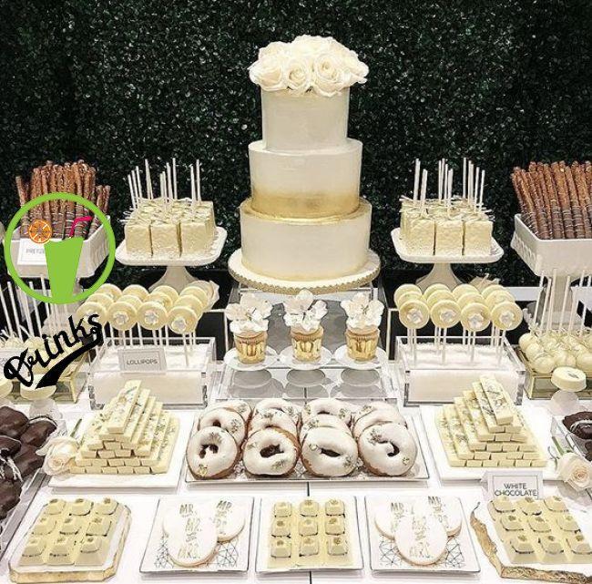 Ideas Para Armar Mesa Dulce Candy Bar Wedding Dessert Buffet Wedding Candy Table