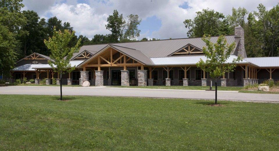 Morton Buildings Commercial Facility in Hubertus Wisconsin