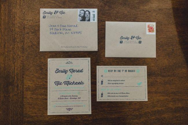 Madison Wisconsin Barn Wedding   Barn wedding invitations ...