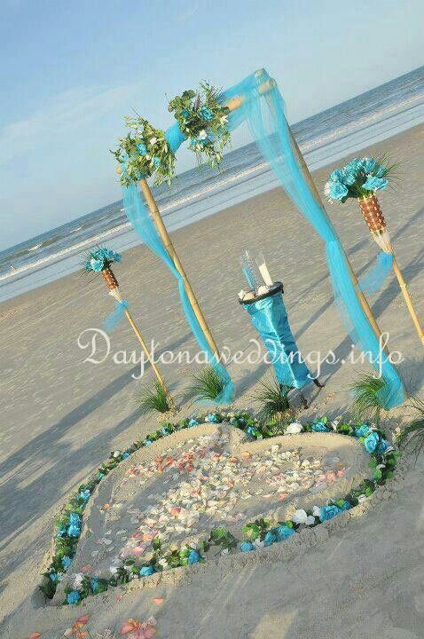 Pin By Christine Ambrosini On Wedding Ideas Vow Renewal Beach Wedding Renewal Vows Beach Wedding Decorations