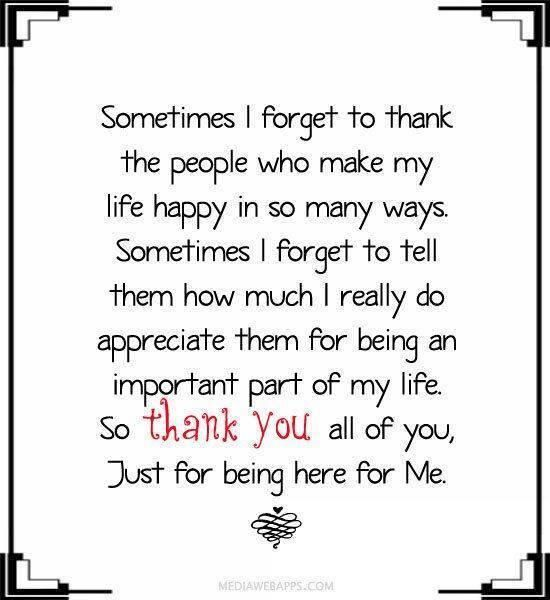31++ Words of thanks and appreciation quotes trends