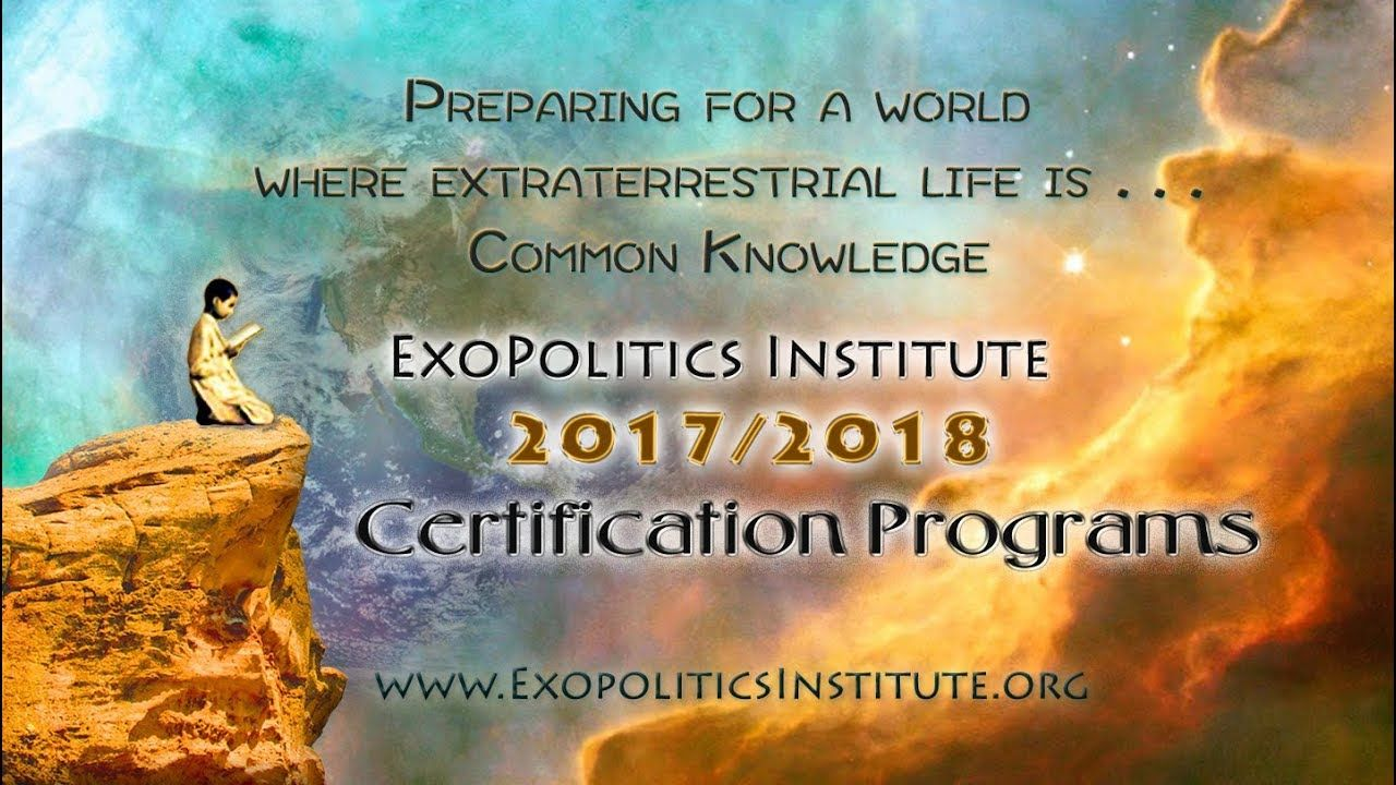 An introduction to exopolitics institute certificate programs and an introduction to exopolitics institute certificate programs and why you may need it sooner than you xflitez Gallery