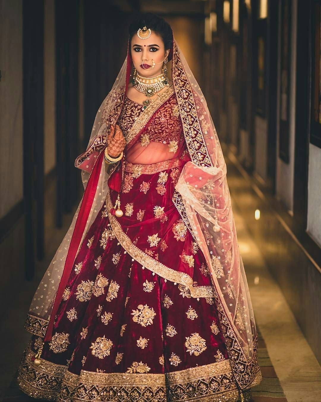 Pin von 💕A@Freen Shaikh💕 auf Indian Lehenga Collection | Pinterest