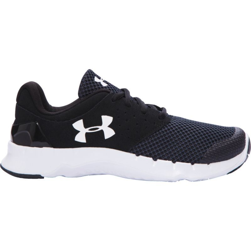 under armour kids running shoes