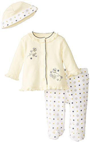 Little Me Baby-Girls Newborn Bumble Bee Take Me Home Set, Yellow/Multi, 3 Months Little Me http://www.amazon.com/dp/B00O4CP348/ref=cm_sw_r_pi_dp_s5.nvb1RGSQY0