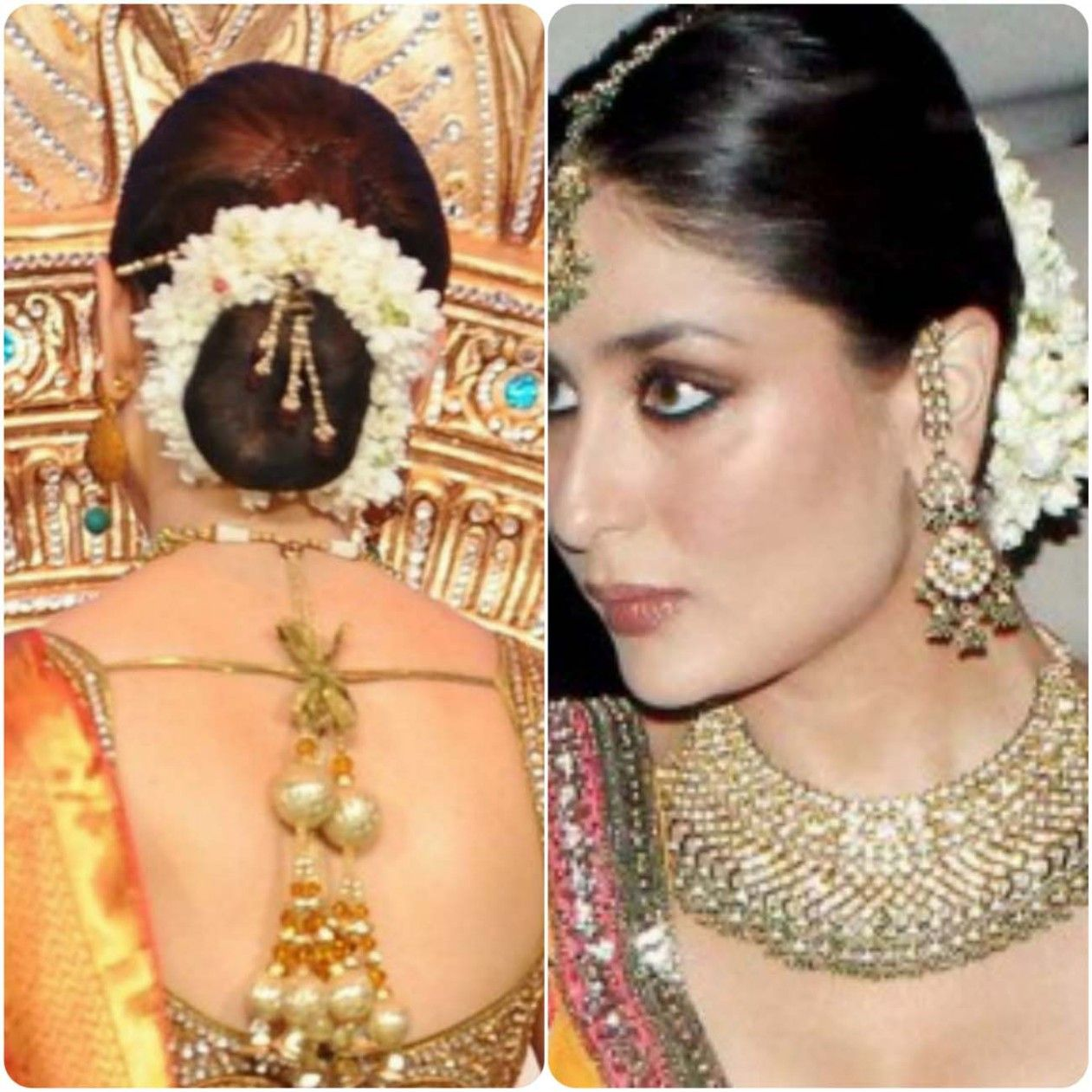 Www Indian Wedding Hairstyle Com In 2020 Indian Wedding Hairstyles Indian Bridal Hairstyles Wedding Hairstyles For Long Hair