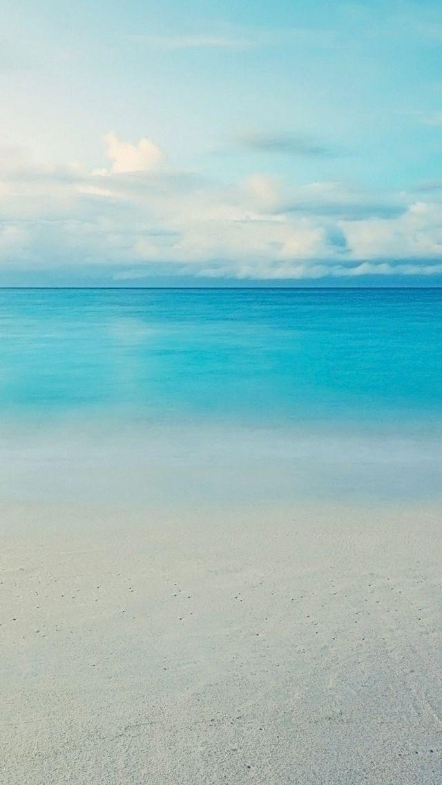 Surf Iphone X Wallpaper Ocean Skyline Iphone 5s Wallpaper Iphone 5 Se